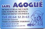 SARL Agogué