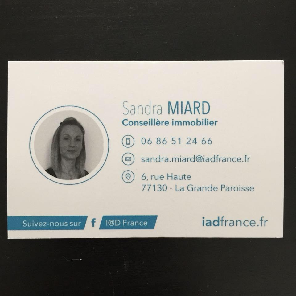Sandra MIARD IAD